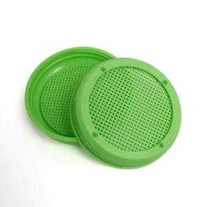 Sprouting Lid-Mesh Screen